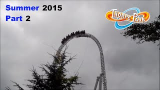 And We're Back! -Thorpe Park - Summer 2015 - Part 2