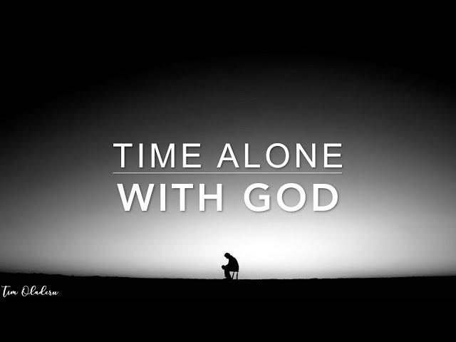 Time Alone with GOD - 1 Hour Prayer Music | Spontaneous Worship Music | Peaceful Meditation Music