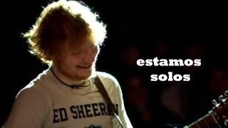 We Are - Ed Sheeran [Lyrics/Español]
