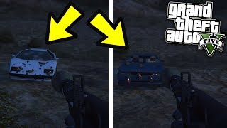 Тест: Какая самая прочная машина в GTA 5?! - Эксперимент В ГТА 5