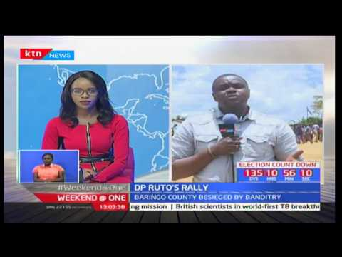 Weekend at One Full Bulletin with Michelle Ngele 25/3/2017