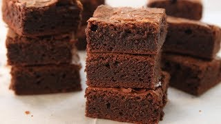chocolate peanut butter brownies with cocoa powder uk