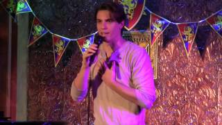 "Derek Klena - ""A Prince In Their World (Part of Your World)"" (The Broadway Prince Party)"