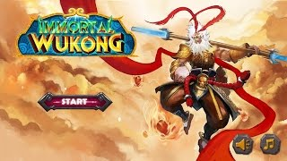 Immortal Wukong - ACTION PLATFORMER FIRST LOOK COMMENTARY