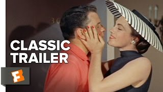 The Tender Trap (1955) Official Trailer - Frank Sinatra, Debbie Reynolds Comedy Movie HD