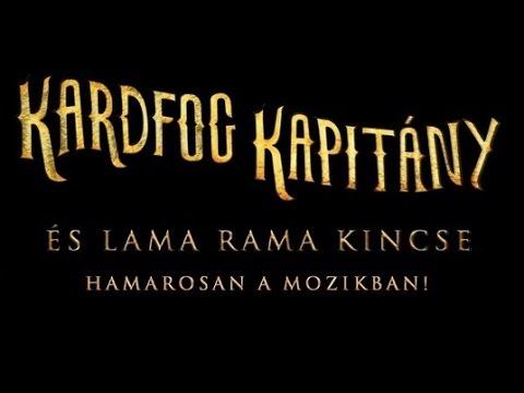 Kardfog kapitány és a Lama Rama kincse online