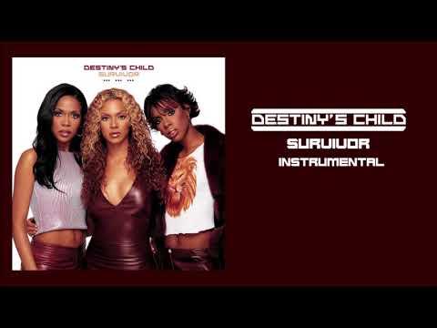Destiny's Child  - Survivor (Instrumental)