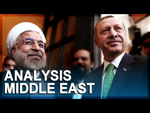 Geopolitical Analysis Middle East North Africa Turkey