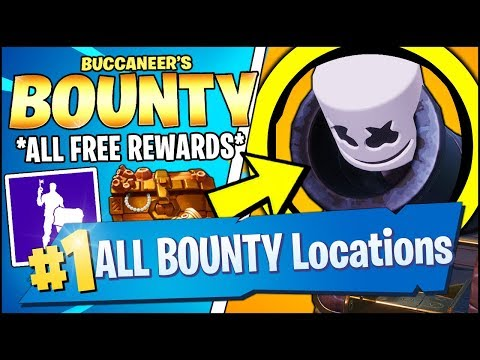 , title : 'SHOOT YOURSELF OUT OF A PIRATE CANNON IN DIFFERENT MATCHES (Fortnite BUCCANEER'S BOUNTY CHALLENGES)'