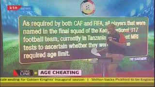 CAF and FIFA outline measures to curb cheating in date of birth | KTN News Scoreline
