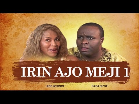 Irin Ajo Meji [Part 1] - Latest 2015 Nigerian Nollywood Drama Movie (Yoruba Full HD)