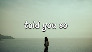 Little Mix - Told You So   S