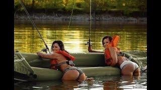 Красивые девушки на рыбалке, фото подборка