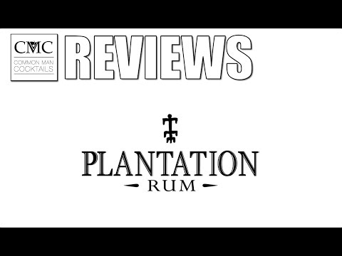 Plantation Rum Review
