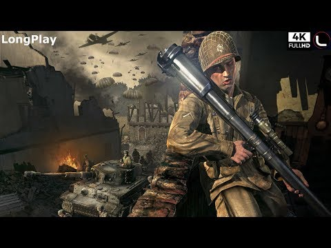 PS2 - Medal of Honor: Vanguard - LongPlay [4K:60FPS]🔴