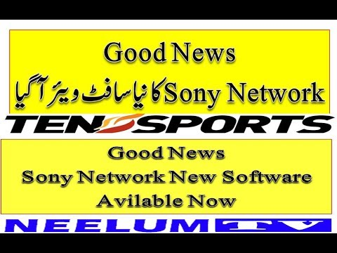 Sony Network 1506g And 1506t And Openbox receivers Update With Usb