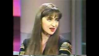 "Basia on Letterman March 29, 1990 performing ""Best Friends"""