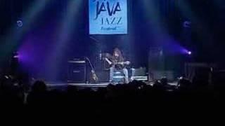 Daniel Sahuleka at Java Jazz Festival 2006