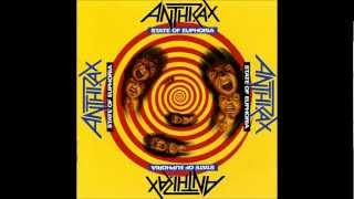 Anthrax - Out of Sight, Out of Mind