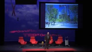 TEDxGrandRapids - Steve Rosenbaum - Innovate: Curation!