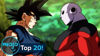 Top 20 Anime Fights of Each Year