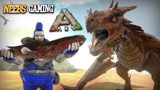 Ark: Survival Evolved - Feed Steve!!!