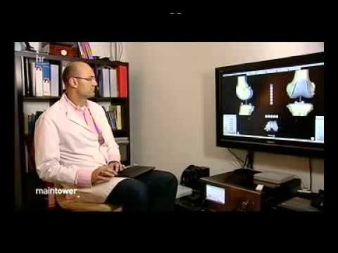 Behandlung für Luxation des Kniegelenks