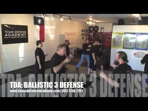 Ballistic 3 Martial Arts Self Defense Fitness Dallas Fort Worth Area