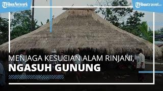 Tradisi Warga Lombok Menjaga Kesucian Alam Rinjani dengan Ritual Ngasuh Gunung