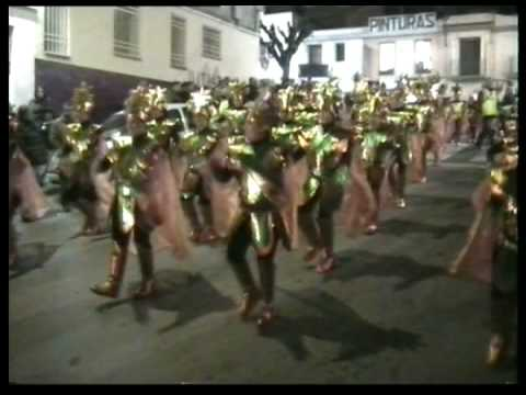Carnaval Vallirana 2009 - Comparsa TAM TAM ¡¡¡ Ya ibamos llegando !!!