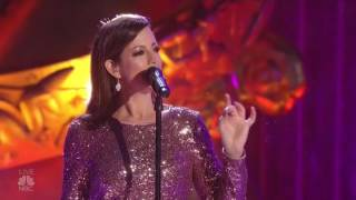 Sarah McLachlan - Winter Wonderland (live Christmas at Rockefeller, 30 Nov 2016)