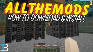how to download all the mods modpack in minecraft - TH-Clip