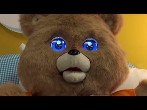 New Teddy Ruxpin Dolls TERRIFY THE WORLD | What's Trending Now