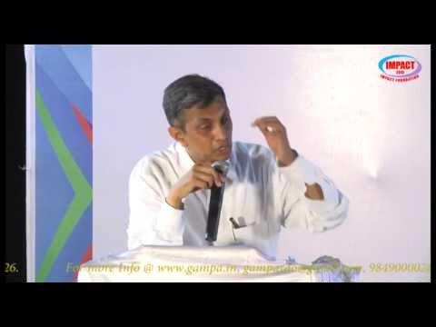 Corruption|Jayaprakash Narayan|TELUGU IMPACT Hyd 2013