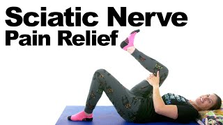 Sciatic Nerve Pain Relief Stretches