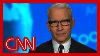 'What a little man,' Anderson Cooper reacts to Trump's conspiracy