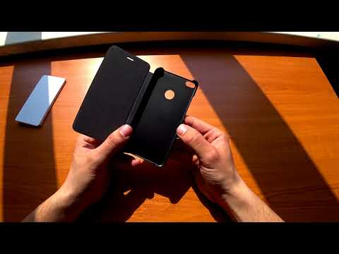 Чехол-книжка Huawei Flip Cover для Huawei P8 Lite 2017 Black