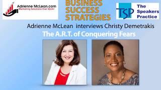 Business Success Strategies interviews Christy Demetrakis