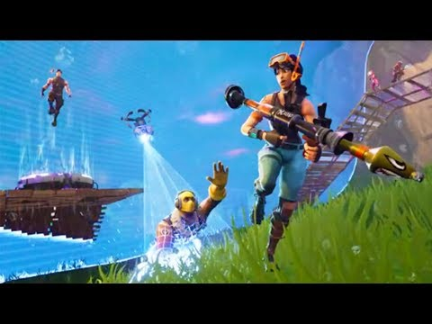 NEW BLITZ MODE! *THE FASTEST CIRCLE!* | Fortnite Battle Royale