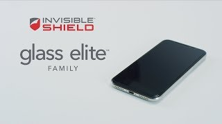 Installing InvisibleShield Glass Elite screen protection on your iPhone 11 and iPhone 11 Pro