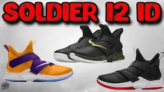09:18 Customizing The Nike Lebron Soldier 12 On NikeID!