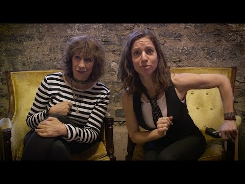 Ani Difranco and Lizz Winstead want you to VOTE, DAMMIT (part 3)