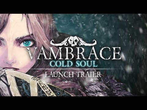 Vambrace: Cold Soul  - Launch Trailer thumbnail