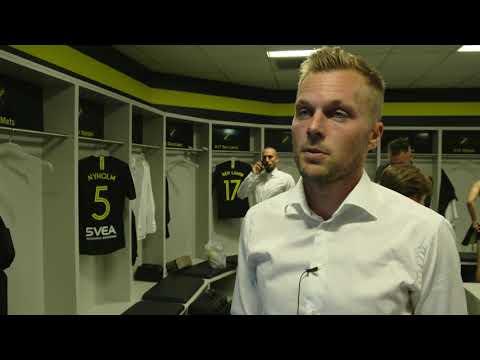AIK Play: Sebastian Larsson om avancemanget i Europa