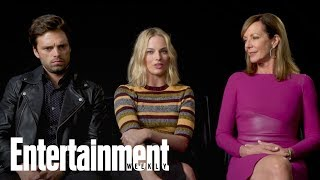 Download Youtube: Margot Robbie Tried Not To Replicate The Real Tonya Harding In 'I, Tonya' | Entertainment Weekly