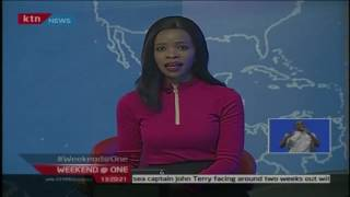 KTN Weekend at One with Michelle Ngele November 26th 2016