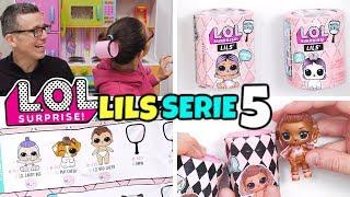 LOL SURPRISE LILS Serie 5 A SORPRESA: Sarà Pet O Lil?