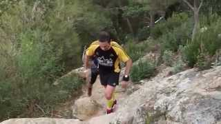 preview picture of video 'Burriac Xtrem  Argentona 2014'