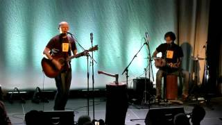Video Tomáš Pastrňák & HERRDZ - Lvov (Live: Divadlo Archa, 17.5.2017)