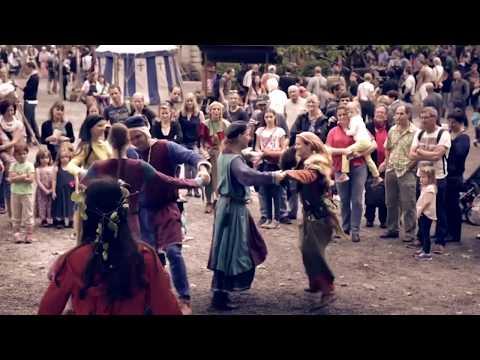 Handwerk, Tanz, Musik und viel Unterhaltung. Mittelalterliche Köstlichkeiten für jeden Geschmack